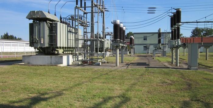 power station power shortage