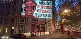 Soldiers Nigerian Army Tukur Buratai Shi'ite Shia Killings Zaria Killings