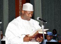 INEC Chairman Buhari Mahmood Yakubu