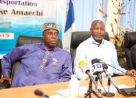 NCAA aviation Amaechi, Sirika