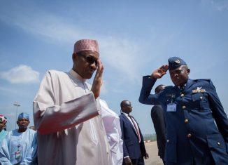 president muhammadu buhari london buhari health