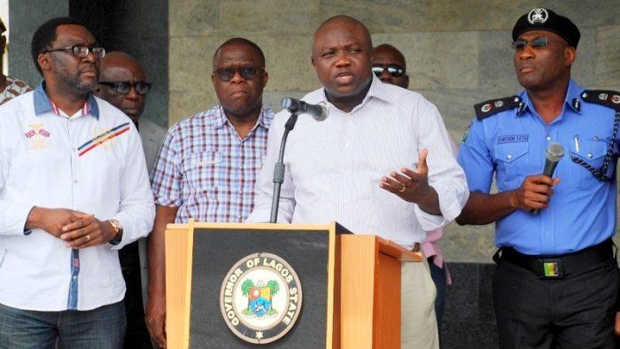 Lagos Ambode Meningitis