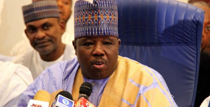 PDP Senator Ali Modu Sheriff, People's Democratic Party PDP