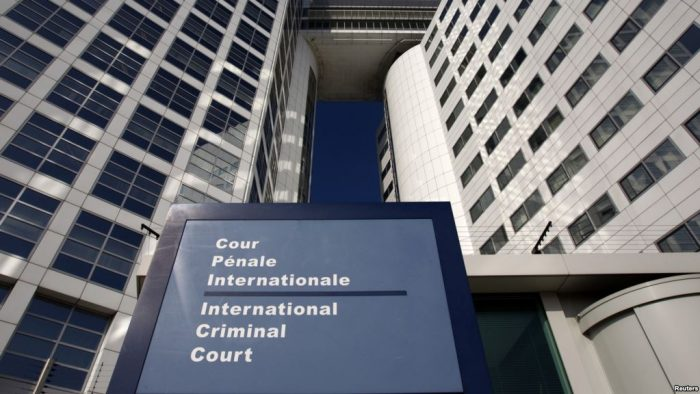 Gambia ICC Hague International Criminal Court