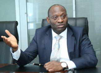 Mr. Ifie Sekibo, Managing Director; Heritage Bank