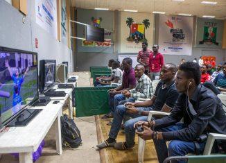 online gaming video games