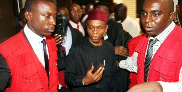 El-Rufai tolerance audu maikori journalist el rufai Nasir El Rufai, the governor of Kaduna State