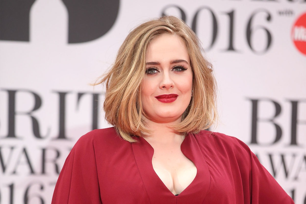 Adele Announces She's Having Baby #2 During Concert - The ...