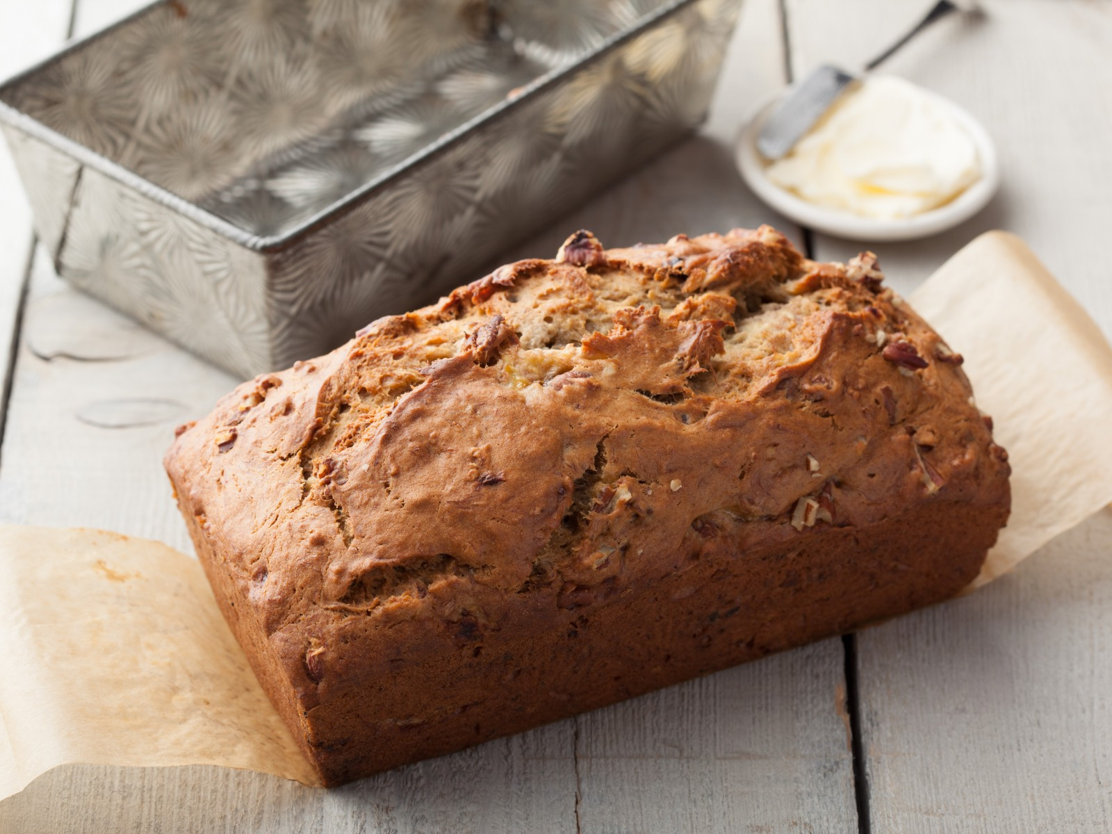 Super Delight: Extreme Nuts And Banana Bread - The Trent