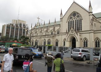 Nigeria Holy Cross Cathedral, Broad Street, Lagos Island | Ronke Balogun Blogspot