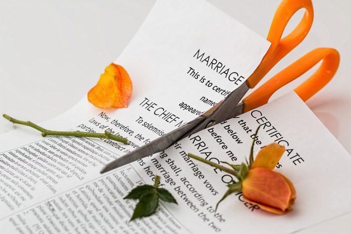 divorce court married