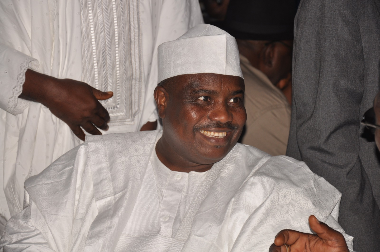 Image result for Breaking: Court upholds Tambuwal election as Sokoto governor