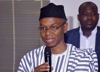 Nasir El Rufai, the governor of Kaduna State
