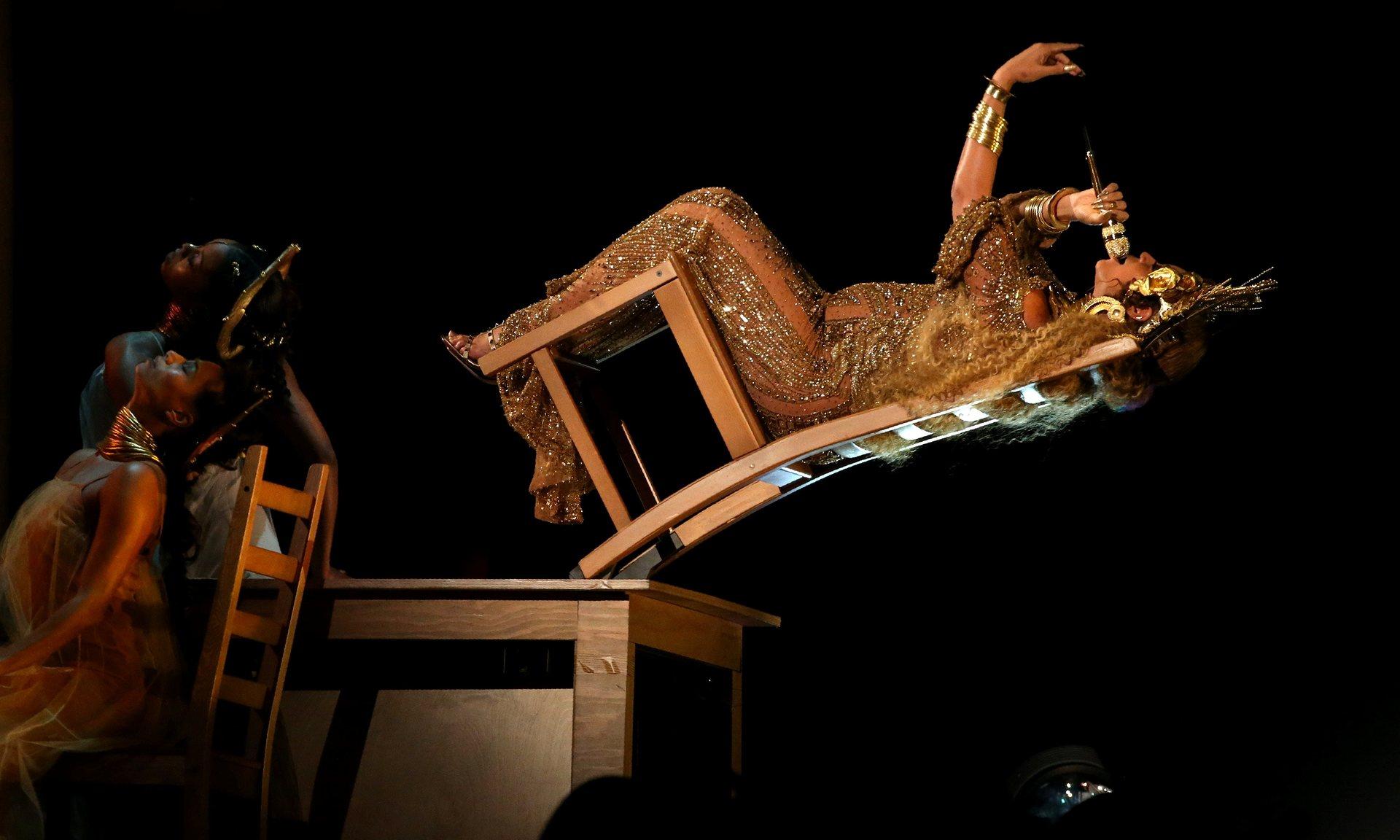 Beyonce Grammy Award