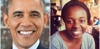 Harvard Law Review ImeIme Umana, Barack Obama, Harvard University