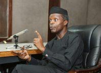 #IAMANIGERIAN, budget Buhari jollof rice NIA Niger Delta NCAA Vice President of Nigeria, Professor Yemi Osinbajo | State House Photo