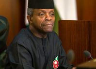 Vice President of Nigeria, Professor Yemi Osinbajo | State House Photo