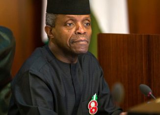 Vice President of Nigeria, Professor Yemi Osinbajo   State House Photo