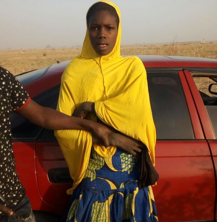 Paid N200 to Die: Amina, a Boko Haram suicide bomber