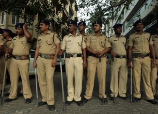 India Indian police