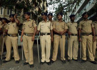 India Indian police Nigerian Nigerians