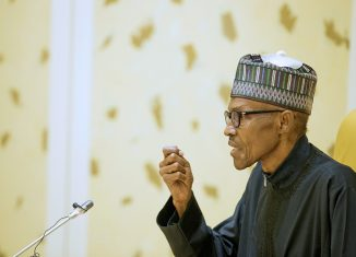 Punch President Muhammadu Buhari addresses the nation on March 10, 2017