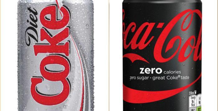 Diet Coke Coca Coca Zero The Trent
