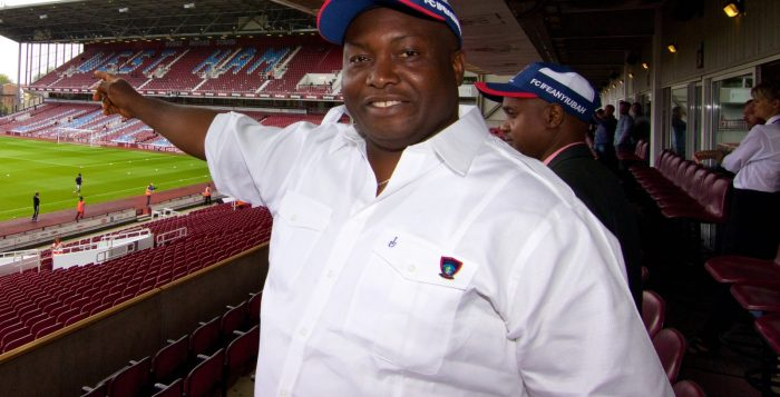 DSS, Ifeanyi Ubah, the chief executive of Capital Oil and Gas Limited
