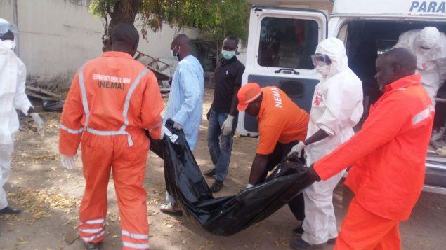 Suicide Bomber Boko Haram Borno