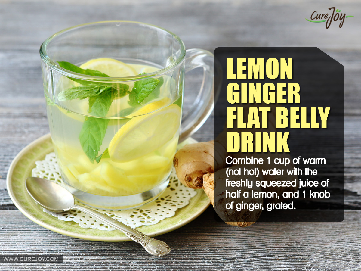 5 Natural Drinks That Will Keep Your Tummy Flat The Trent