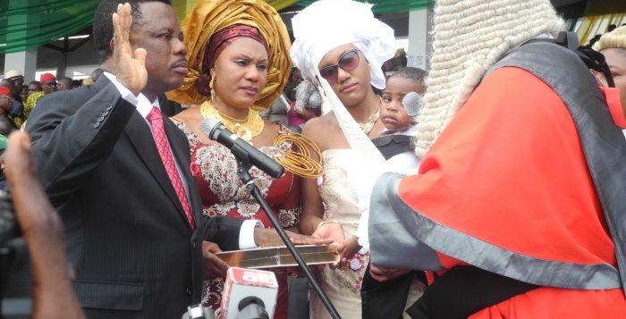 Willie Obiano Democracy