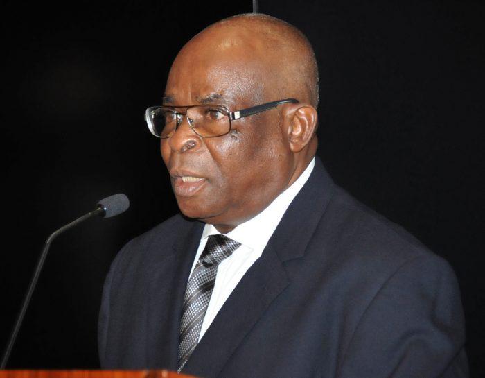 NJC Registrar Walter Onnoghen, Chief Justice of Nigeria