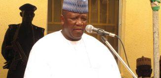 Meningitis Governor Yari of Zamfara State | Nigeriana