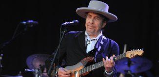 US legend Bob Dylan