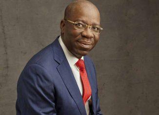 Governor Godwin Obaseki of Edo State Oracle