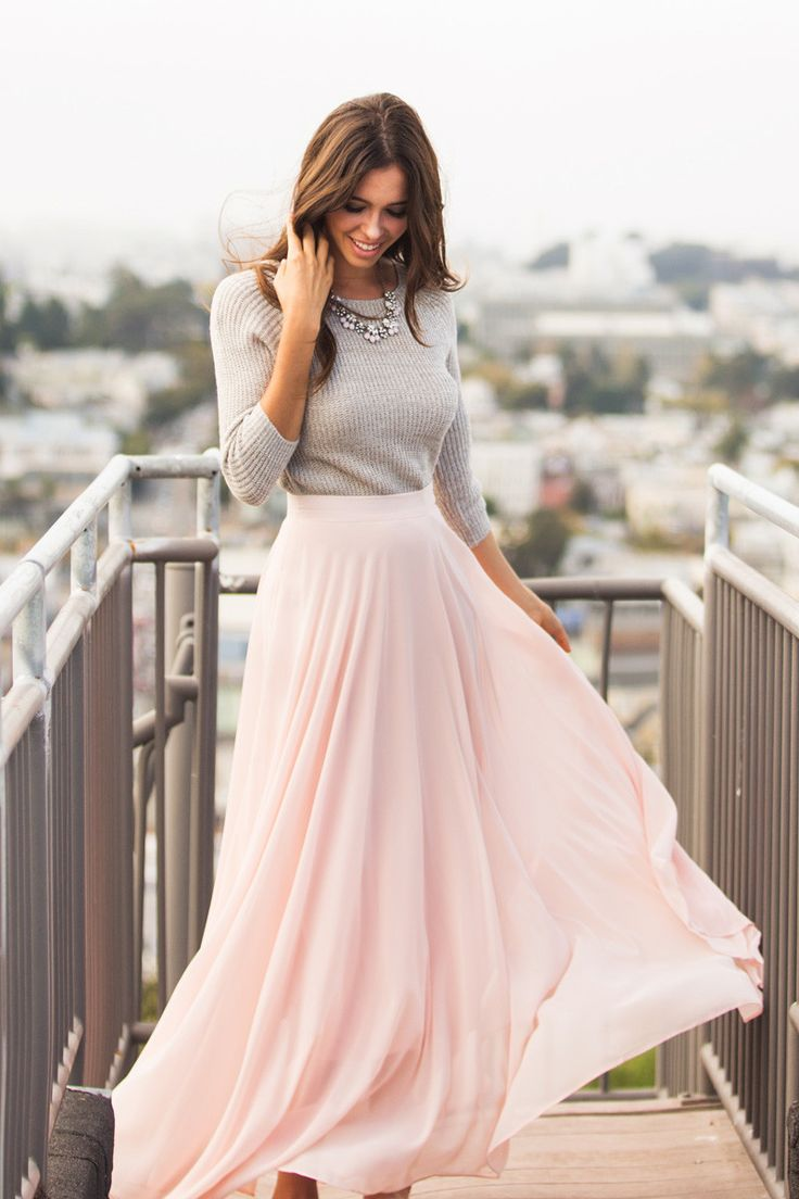4 Stylish And Modest Ideas On How To Dress To Church