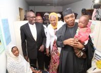 World Immunization Day, Nigeria, Bukola Saraki