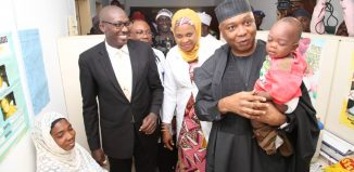 World Immunization Day, Nigeria, Bukola Saraki
