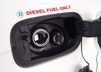 Diesel vehicle car