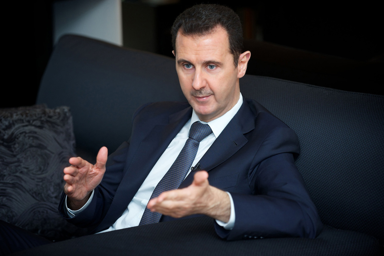Syria Bashar al-Assad