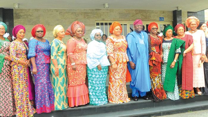 Nigerian Southern Governors' wives forum