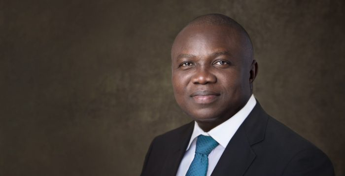 Akinwunmi Ambode, the governor of Lagos State