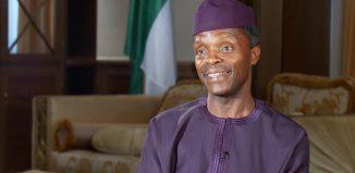 Open Letter Igbo Niger Delta Buhari Democracy Professor Yemi Osinbajo, the Vice President of Nigeria
