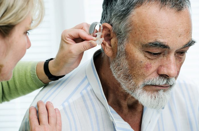 hearing aid fit