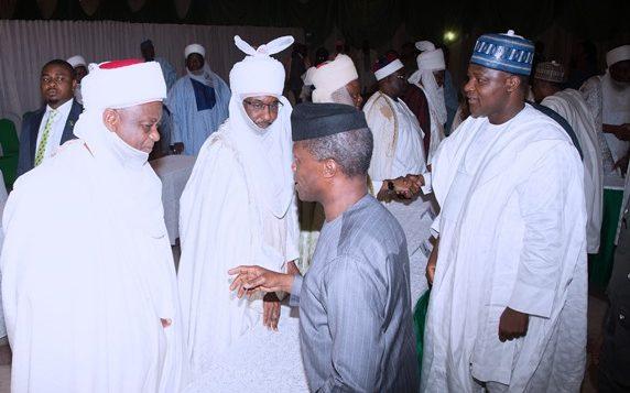 Osinbajo Nigeria