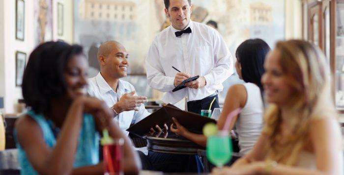 Restaurant business big stock