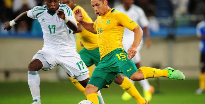 Super Eagles Bafana Bafana