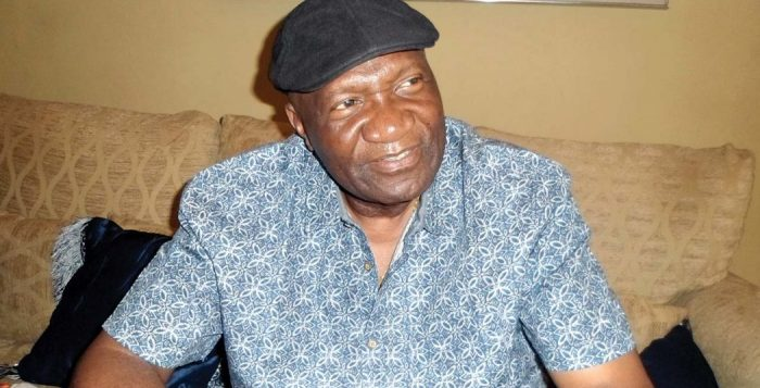 Nnia Nwodo, the president general of Ohanaeze Ndigbo