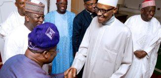 Buhari governors
