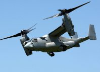 Report says that three U.S. Marines who were missing in the crash of an Osprey aircraft have been declared dead. The marines involved in the crash